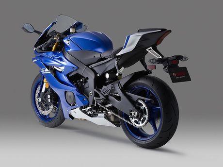 Yamaha R6 the he moi trinh lang, 'chot gia' 272 trieu - Anh 6