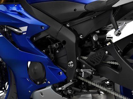 Yamaha R6 the he moi trinh lang, 'chot gia' 272 trieu - Anh 7