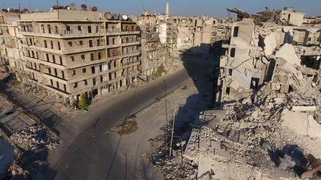 Kinh hoang canh tuong nhu bai tha ma o thanh pho Aleppo - Anh 10