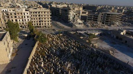 Kinh hoang canh tuong nhu bai tha ma o thanh pho Aleppo - Anh 11