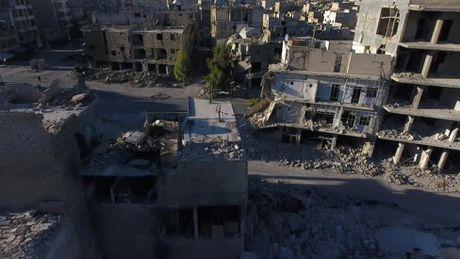 Kinh hoang canh tuong nhu bai tha ma o thanh pho Aleppo - Anh 12