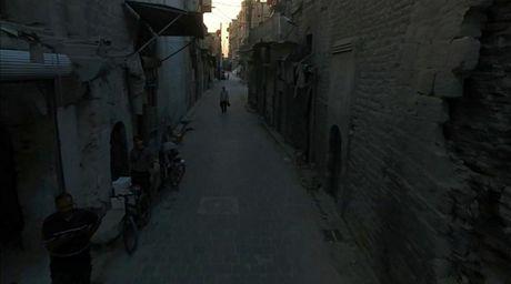 Kinh hoang canh tuong nhu bai tha ma o thanh pho Aleppo - Anh 3
