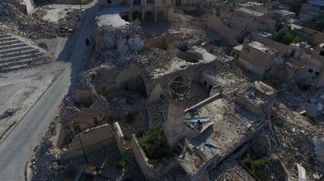 Kinh hoang canh tuong nhu bai tha ma o thanh pho Aleppo - Anh 4
