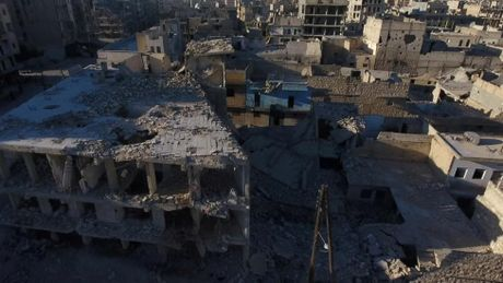 Kinh hoang canh tuong nhu bai tha ma o thanh pho Aleppo - Anh 6
