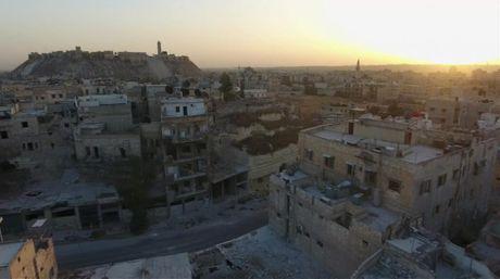 Kinh hoang canh tuong nhu bai tha ma o thanh pho Aleppo - Anh 8