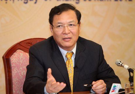 Quyet dinh cua Thu tuong ve nguyen Bo truong Pham Vu Luan - Anh 1