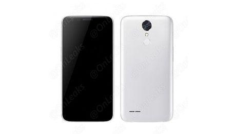 "Lo thiet ke smartphone LG LV5: ""ban sao"" tam trung cua LG G5 - Anh 1"