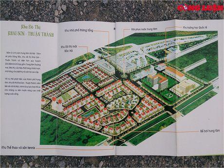 Bac Ninh: Hoang phi du an tram ty cua Cong ty CP Khai Son - Anh 1