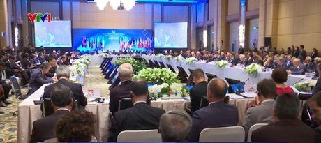 Khai mac Hoi nghi Bo truong Ngoai giao ASEAN - EU - Anh 1