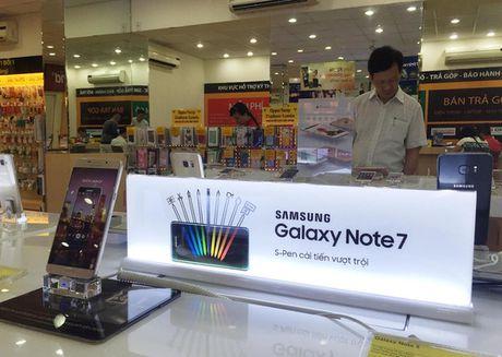 Samsung thu hoi gan 13.000 chiec Galaxy Note 7 tai Viet Nam - Anh 1