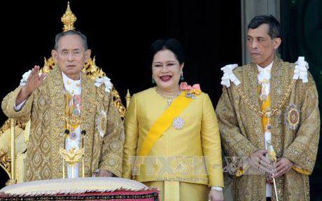 Hoang Thai tu Thai Lan xac nhan se ke vi - Anh 1