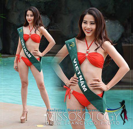 5 nguoi dep Viet dang 'chinh chien' tai cac dau truong nhan sac quoc te - Anh 6