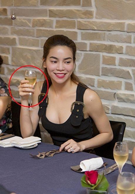 Nhung lan Ha Ho sau cay dap tra antifan - Anh 4