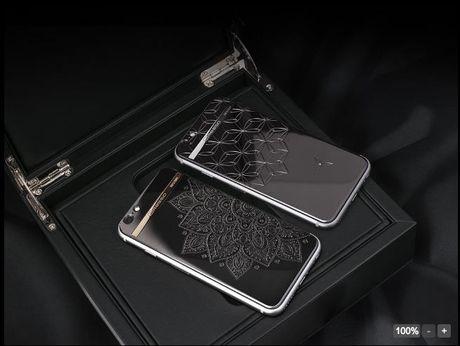 Gresso tung ra mau iPhone Diva xa xi danh rieng cho nu doanh nhan - Anh 2