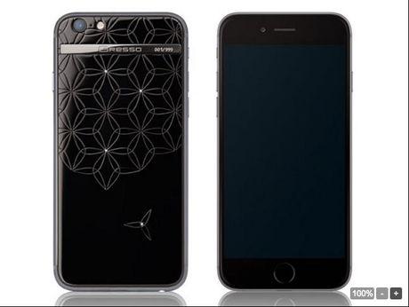 Gresso tung ra mau iPhone Diva xa xi danh rieng cho nu doanh nhan - Anh 3