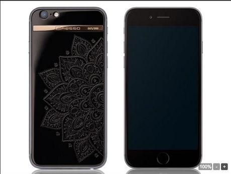 Gresso tung ra mau iPhone Diva xa xi danh rieng cho nu doanh nhan - Anh 4