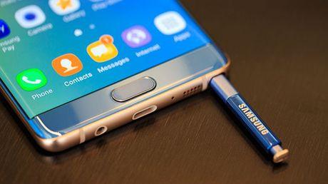 Samsung da tim ra nguyen nhan Pin Galaxy Note 7 tu boc chay? - Anh 1