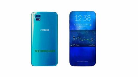 Galaxy S8: 'Bom tan' cua Samsung trong nam 2017? - Anh 1