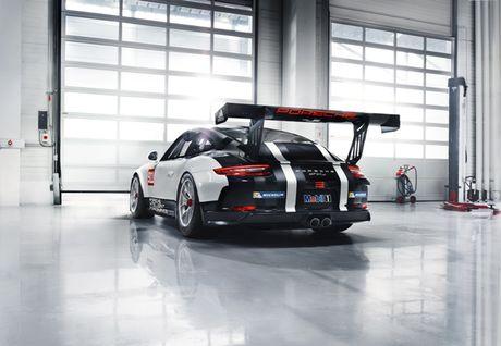 Xe dua ban chay nhat the gioi Porsche 911 GT3 Cup ra phien ban moi - Anh 2