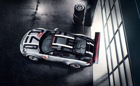 Xe dua ban chay nhat the gioi Porsche 911 GT3 Cup ra phien ban moi - Anh 3
