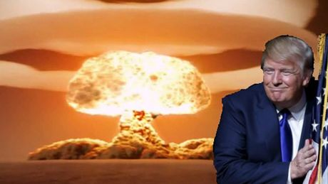 'Hay de Donald Trump tranh xa nut bam hat nhan' - Anh 1