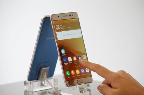 Gan 13.000 chiec Note 7 ban tai Viet Nam duoc Samsung hoan tien - Anh 1