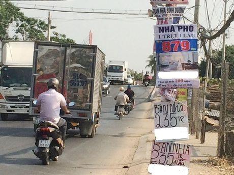 Moi gioi bat dong san: Cuoc chien tren tung cay… cot dien - Anh 1