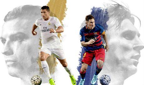 10 cau thu hay nhat the gioi: Ronaldo lai vuot Messi - Anh 1
