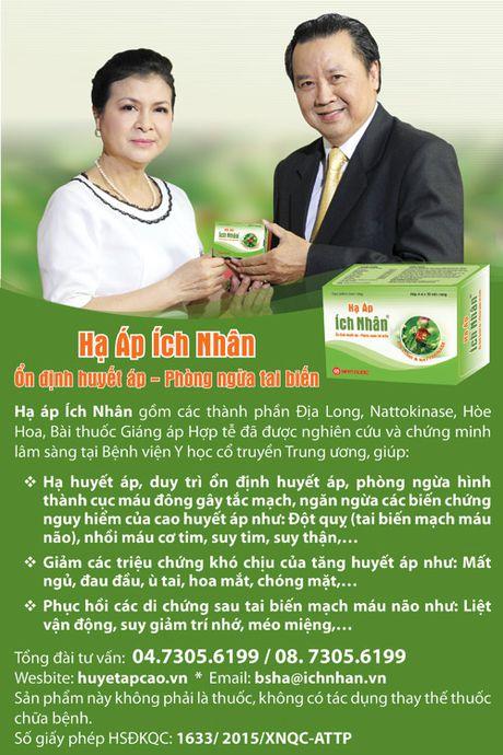 Huyet ap cao, dao dong - Hiem hoa khon luong - Anh 3