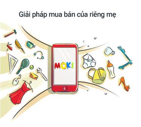 MOKI - Ung dung mua ban danh rieng cho me dau tien tai Viet Nam - Anh 1