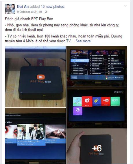 Dung thu FPT Play Box, khong thich tra lai chi tai FPT Shop - Anh 2