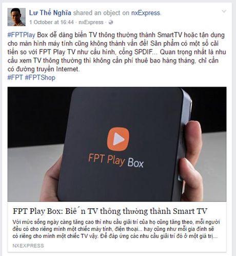 Dung thu FPT Play Box, khong thich tra lai chi tai FPT Shop - Anh 3