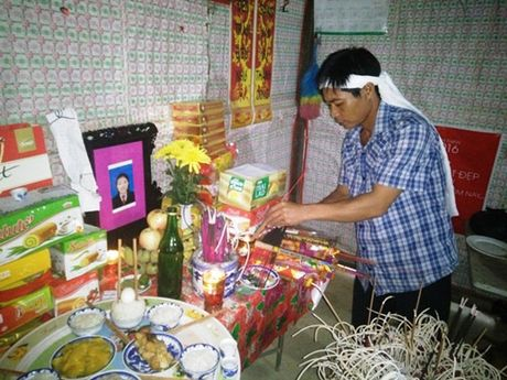 San phu tu vong voi manh xuong trong tu cung: Khong phai xuong cua thai nhi - Anh 1