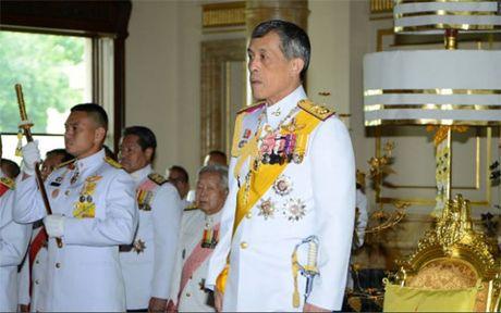 Hoang thai tu Maha Vajiralongkorn se ke vi ngai vang - Anh 1