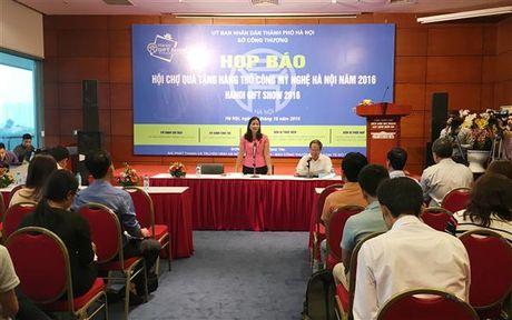 Hanoi Gift Show 2016 se thu hut 650-700 nha nhap khau den tham quan, giao dich - Anh 1