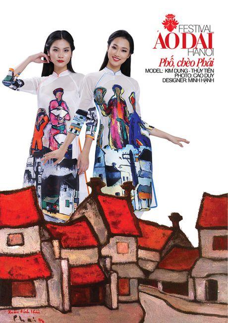 Festival ao dai Ha Noi - Festival cua nhung noi nho - Anh 10
