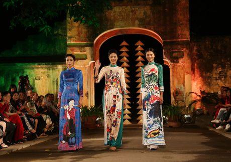 Festival ao dai Ha Noi - Festival cua nhung noi nho - Anh 1