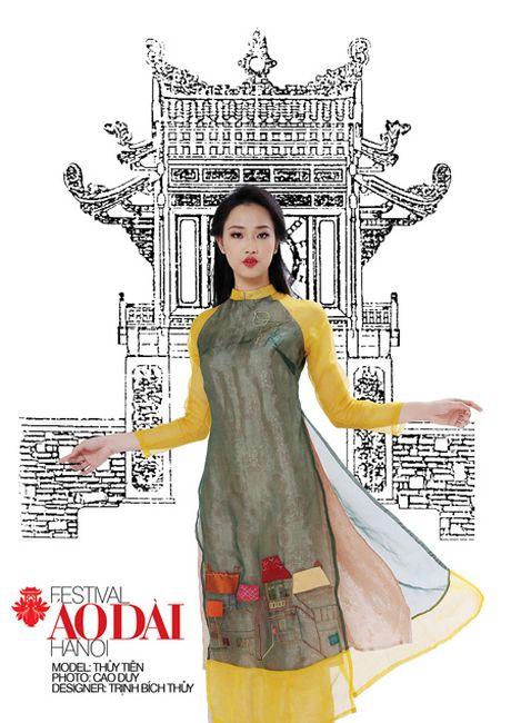 Festival ao dai Ha Noi - Festival cua nhung noi nho - Anh 3