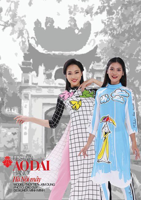 Festival ao dai Ha Noi - Festival cua nhung noi nho - Anh 6