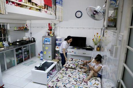 TP HCM muon xay can ho 100 trieu ban cho cong nhan - Anh 1