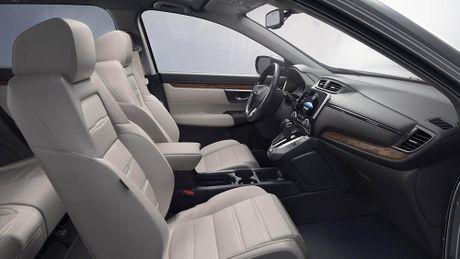 Trinh lang Honda CR-V 2017 hoan toan moi the he thu 5 - Anh 10