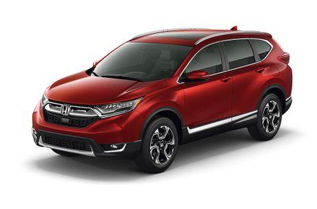 Trinh lang Honda CR-V 2017 hoan toan moi the he thu 5 - Anh 11