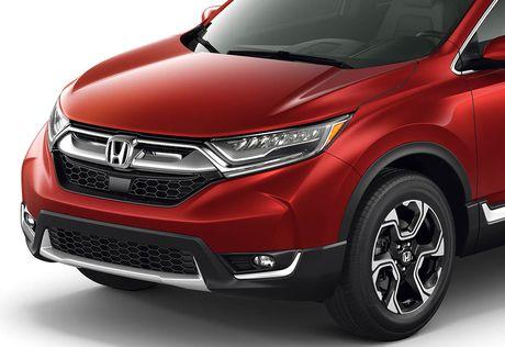 Trinh lang Honda CR-V 2017 hoan toan moi the he thu 5 - Anh 13