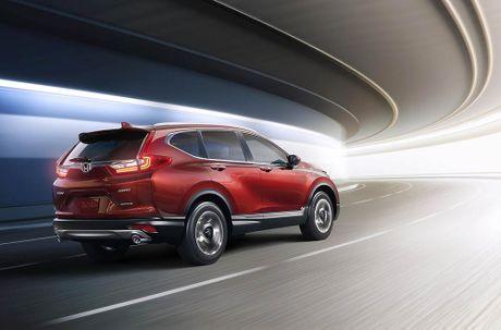 Trinh lang Honda CR-V 2017 hoan toan moi the he thu 5 - Anh 2
