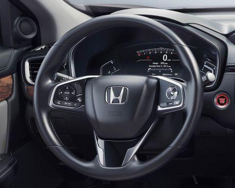 Trinh lang Honda CR-V 2017 hoan toan moi the he thu 5 - Anh 8