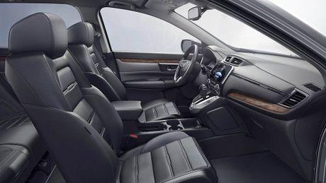 Trinh lang Honda CR-V 2017 hoan toan moi the he thu 5 - Anh 9
