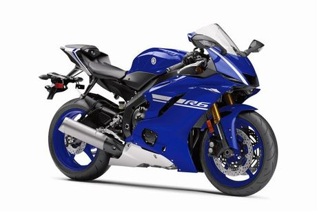 Yamaha R6 2017 khuay dong phan khuc 600cc - Anh 10
