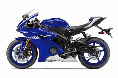 Yamaha R6 2017 khuay dong phan khuc 600cc - Anh 11