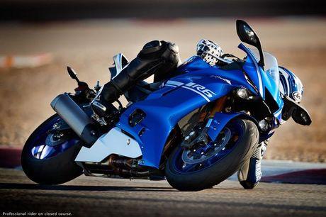 Yamaha R6 2017 khuay dong phan khuc 600cc - Anh 7