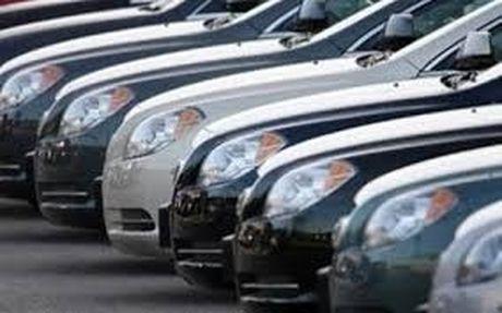 Bo Cong Thuong thong tin ve 57 xe du thua - Anh 1
